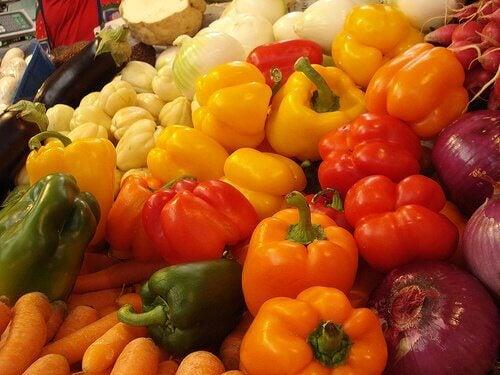 Ät grönsaker