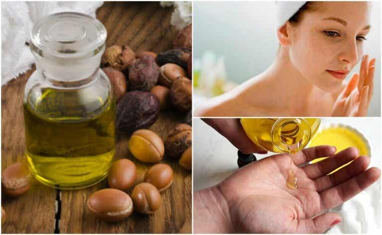 6 fördelar med arganolja för huden