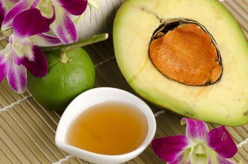 avocado naturlig hudvård