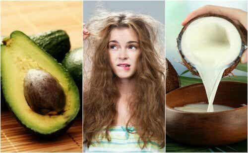 De fem bästa naturliga sätten att tämja frissigt hår