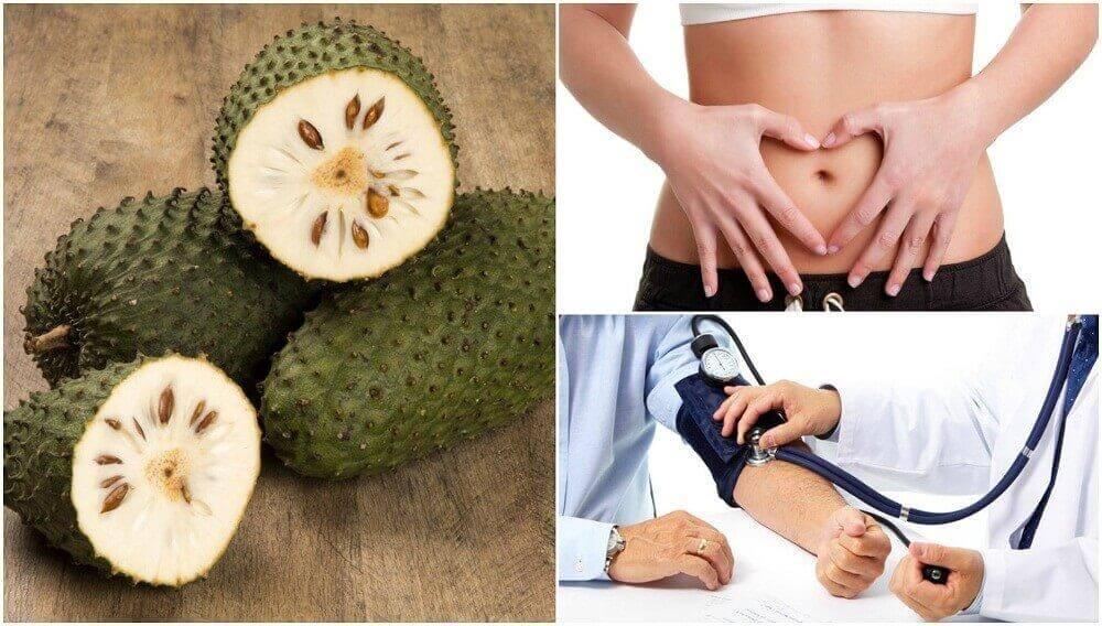 7 goda skäl att äta frukten graviola