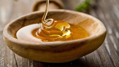 Honung snabbar på tarmprocesserna