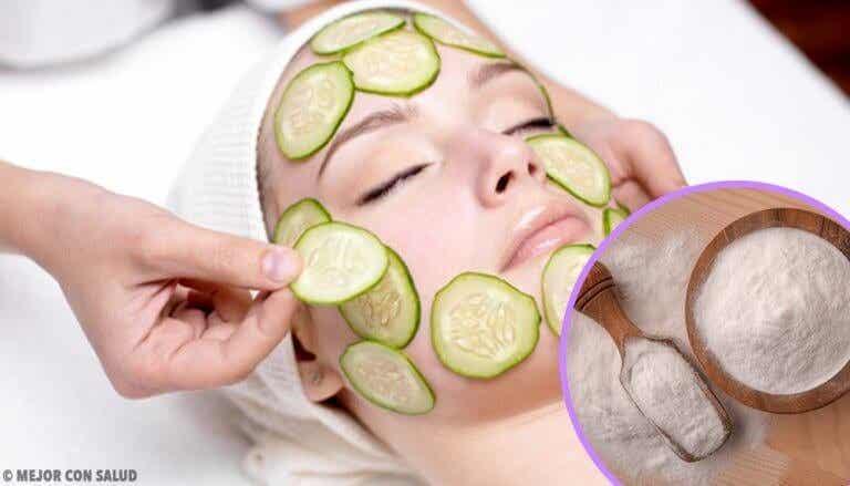 Eliminera orenheter från huden med dessa ansiktsmasker