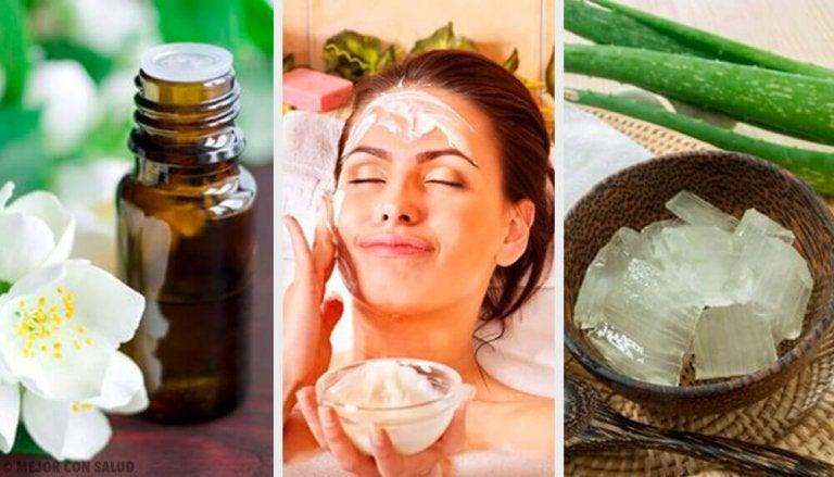Hur man kan behandla torr hud naturligt
