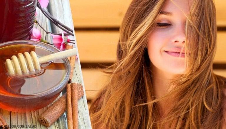 Testa dessa 4 kanelbehandlingar för perfekt hår