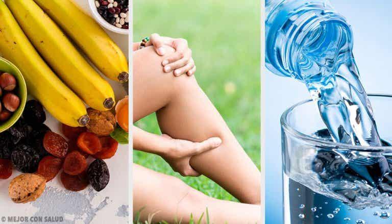 Tips för att lindra och förebygga muskelkramp
