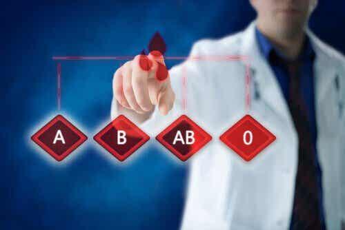 5 viktiga anledningar till att känna till din familjs blodtyper