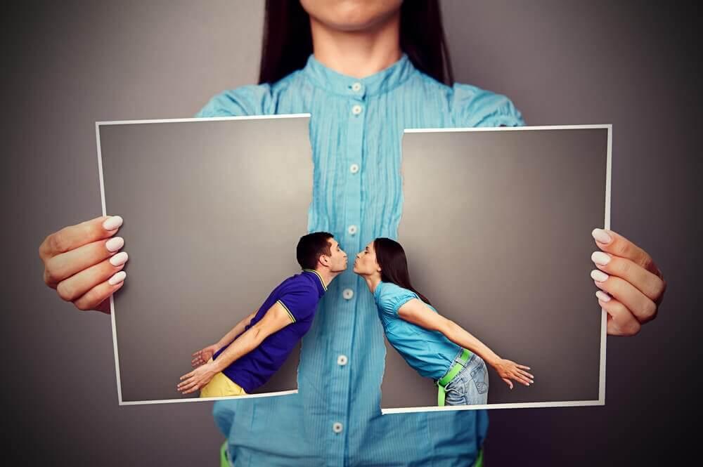 Tre ödesdigra felsteg i slutet av en relation