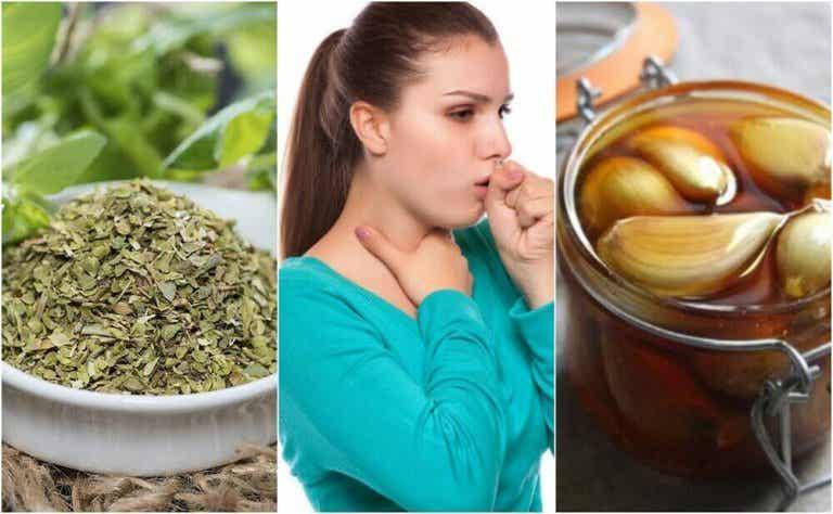 5 naturliga kurer som minskar bronkitsymptom
