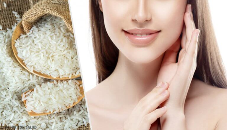 Hur man kan använda ris för att få avundsvärd hud