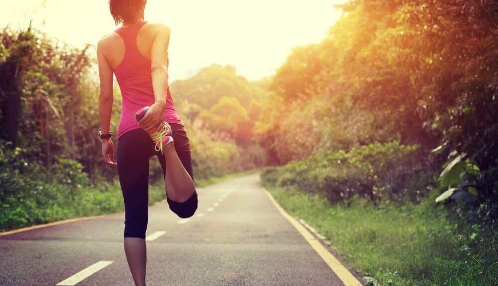 Ryggsmärta kan lindras med stretching