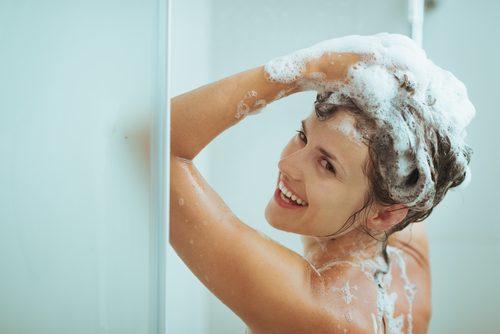 skönhetstips dusch