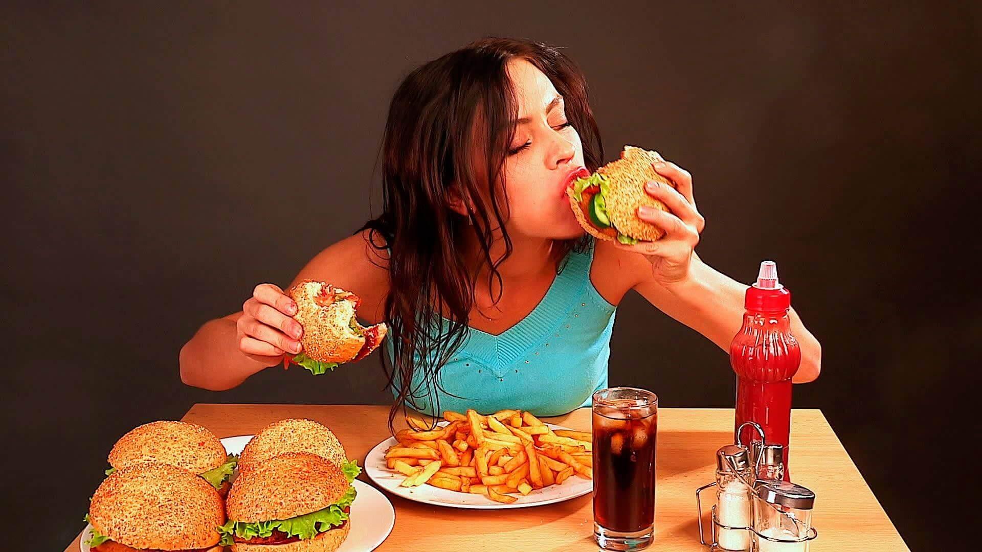 Skräpmat och emotionell hunger