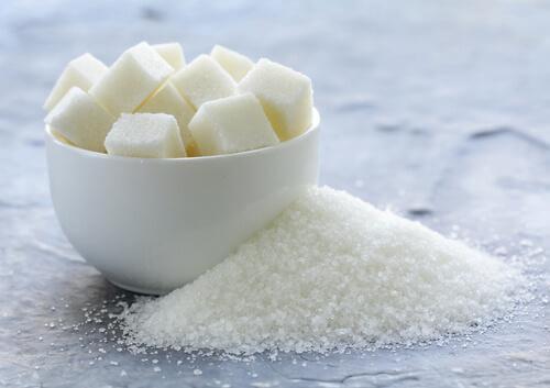 Socker är en ingrediens i många ekologiska hudvårdsprodukter