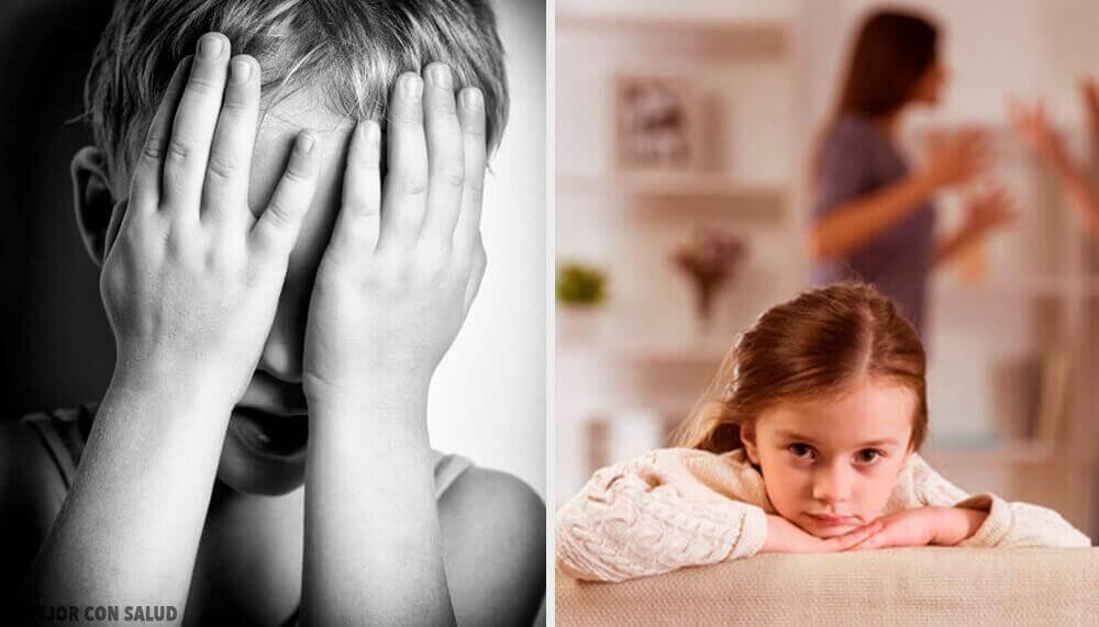 Föräldraalienation: vad det är och hur man undviker det