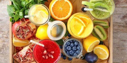 Detoxa din kropp regelbundet med dessa tre juicer