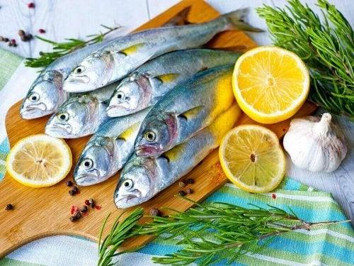 Fisk har några av de nyttigaste fetterna