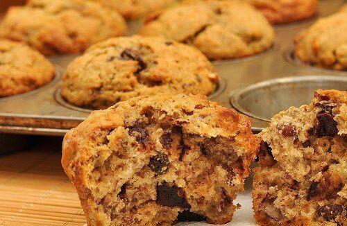 Havrerecept: muffins