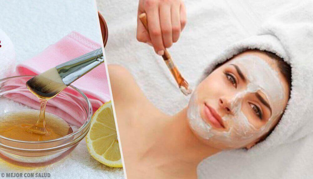 Lös dina hudproblem med en mask