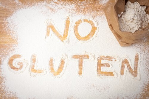 Inget gluten skrivet i mjöl.