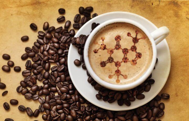 Kafferecept med espresso