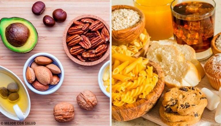 Bra och dåliga kolhydrater: vi tar hål på vanliga myter