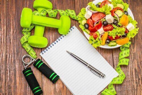 Hålla koll på kolhydrater