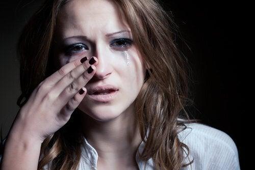 Gråt hjälper dig gå vidare