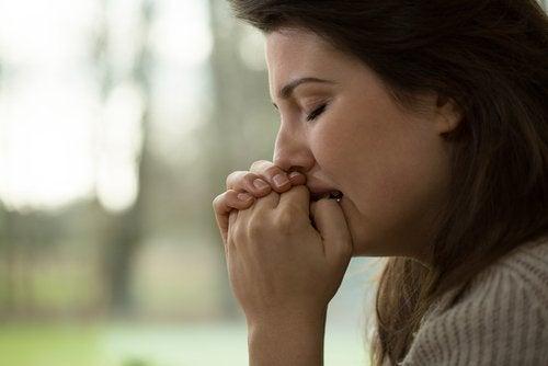 Nervositet och stress kan vara orsaker till förstoppning