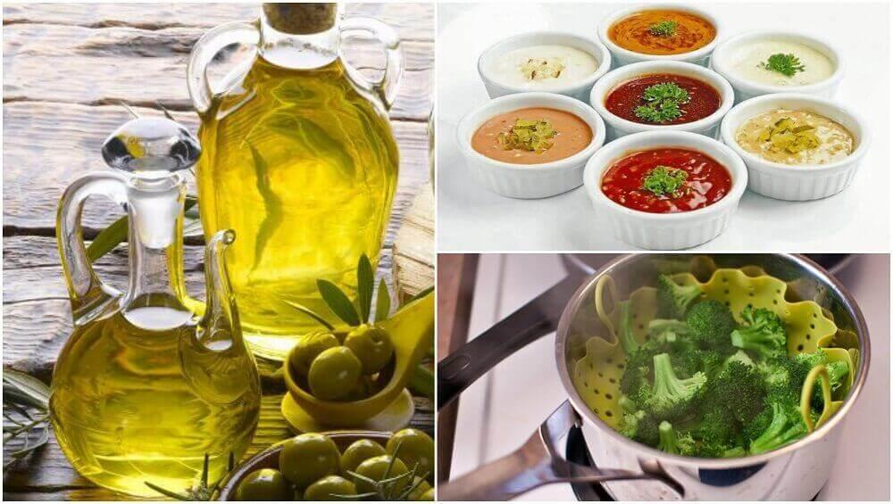 6 matlagningstrick för att reducera ditt kolesterolintag