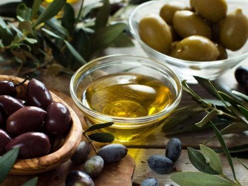 Olivolja är en av de nyttigaste fetterna för hälsan