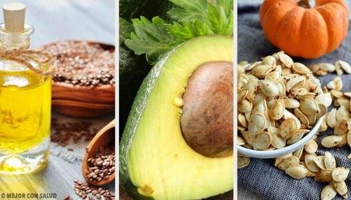 Vilka är de 10 nyttigaste fetterna du bör äta?