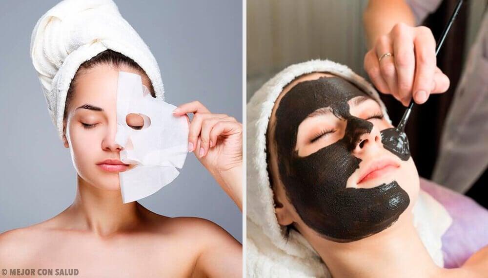 6 peel off-masker med gelatin som återupplivar huden