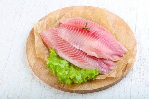 Fisk innehåller omega-3