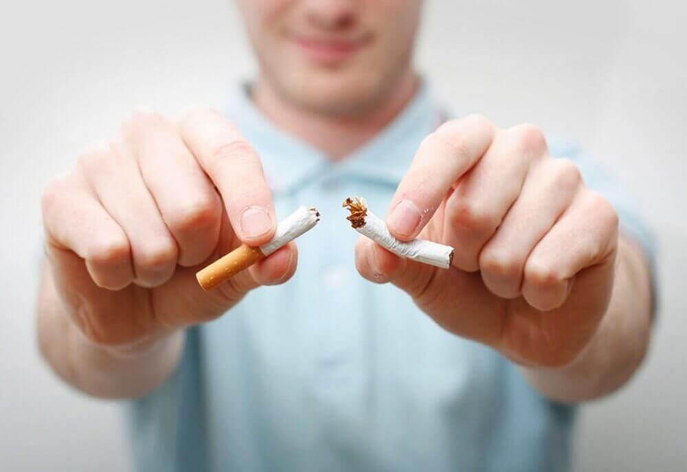 Skydda njurarna genom att sluta röka