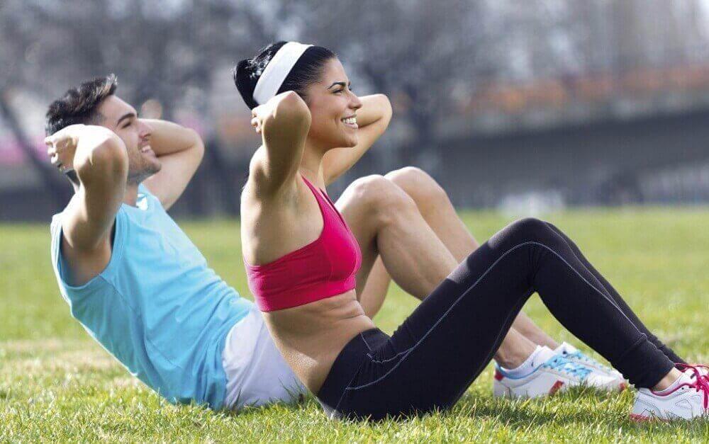 Förbättra njurarnas hälsa med träning