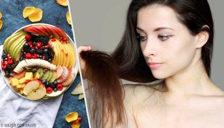 Visste du att dessa 12 livsmedel gör ditt hår vackert?