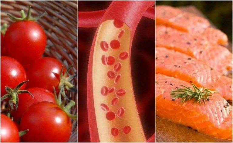 8 livsmedel som kan skydda dina artärer