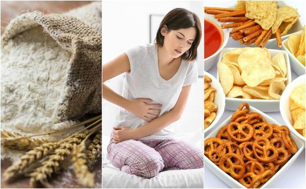 8 livsmedel du bör undvika när du har inflammation