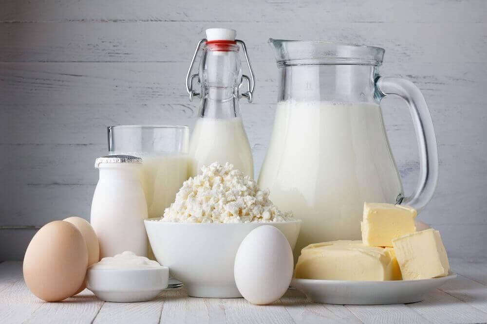 undvik vid inflammation mjölk