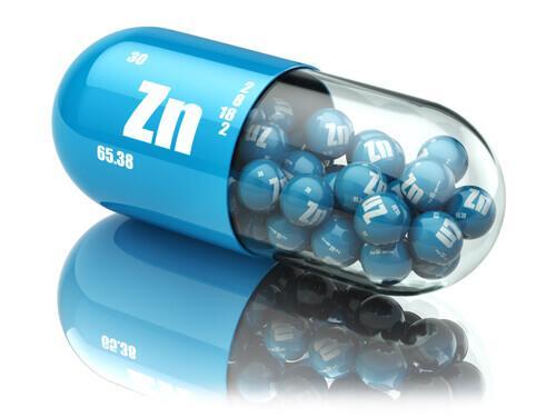 zink tablett