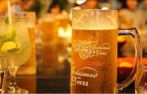 Öldieten ger dig mineraler och vitaminer