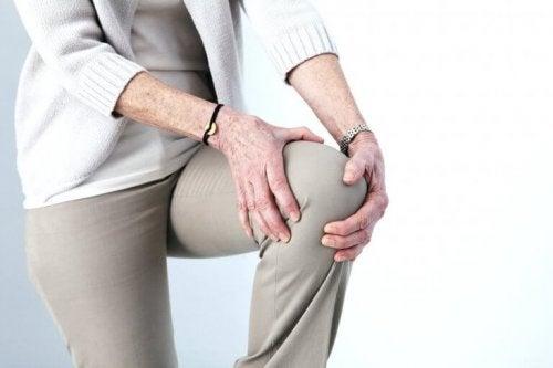 Träning stärker leder och ben