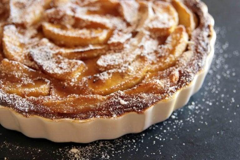 Fyra recept på hemmagjord äppelpaj