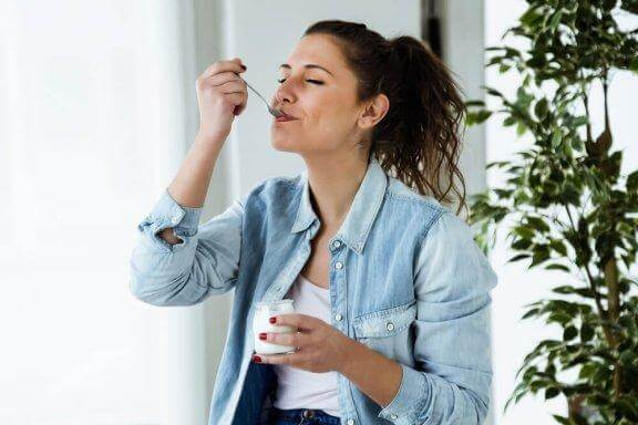 Yoghurtdieten: ett hälsosamt sätt att gå ner i vikt