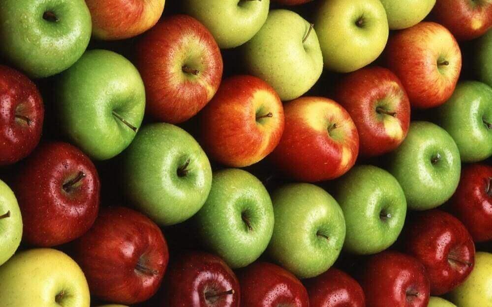 Gör en detox med ingefära och äpple