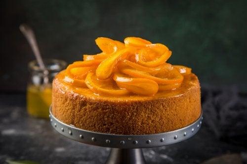 Tårta med apelsin