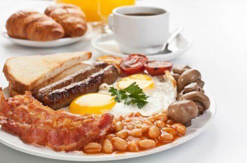 Ät mer protein till frukost