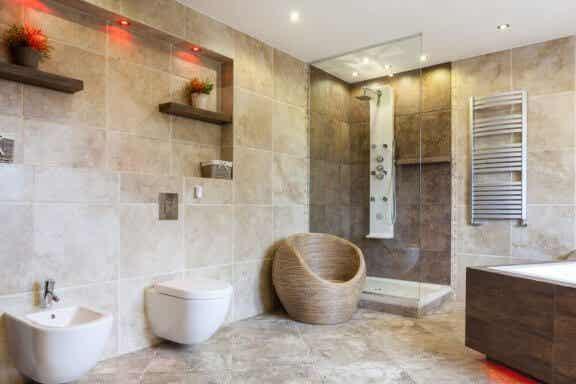 Nio idéer till badrumsinredning som du kommer älska