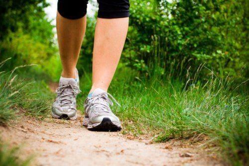 behandling av bursit träna